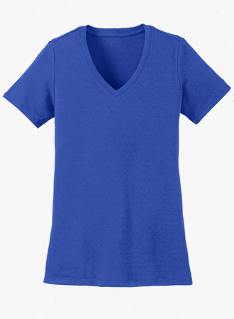 Stretch Collection V-Neck Tee