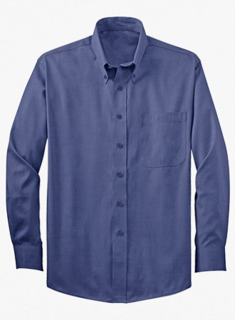 Men's Non Iron Pinpoint Oxford Shirt