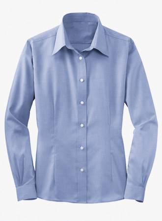Women's Non Iron Pinpoint Oxford Shirt