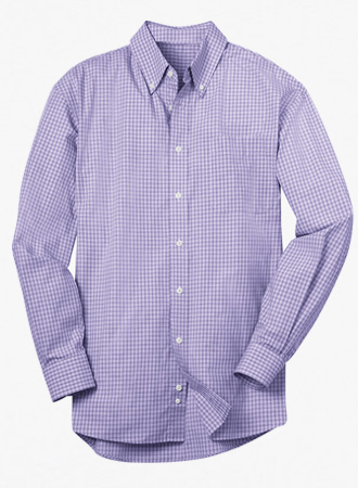 Easy Care Plaid Shirt