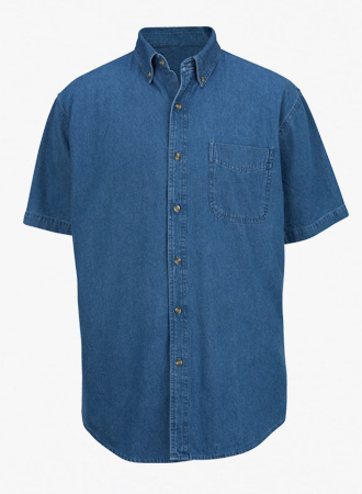 Mid-Weight Denim Shirt