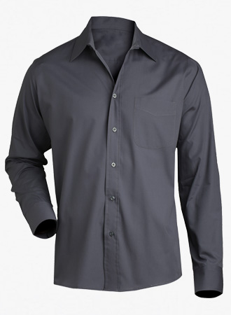Performance broadcloth dress shirt