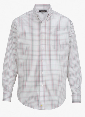 No-iron dress shirt