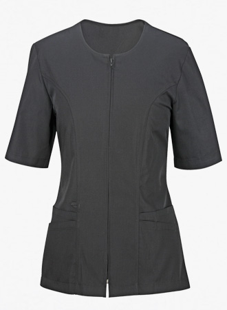 Women's Zip Front Housekeeper Smock