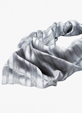 872d76c37b1 Mixed weave scarf