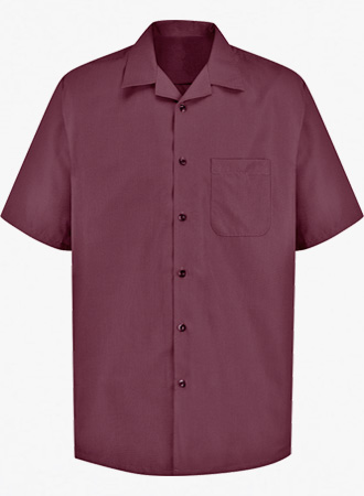 Men's Convertible Collar Shirt