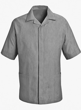 Men's Housekeeping Shirt Jacket