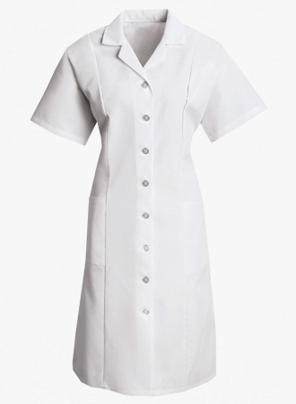 Short Sleeve Maid's Dress
