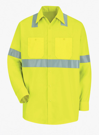 Hi Visibility work shirt
